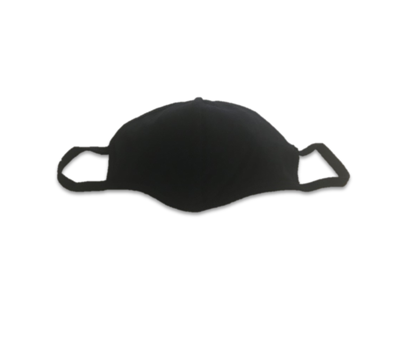 Image For BLACK FACE COVERING (WASHABLE)