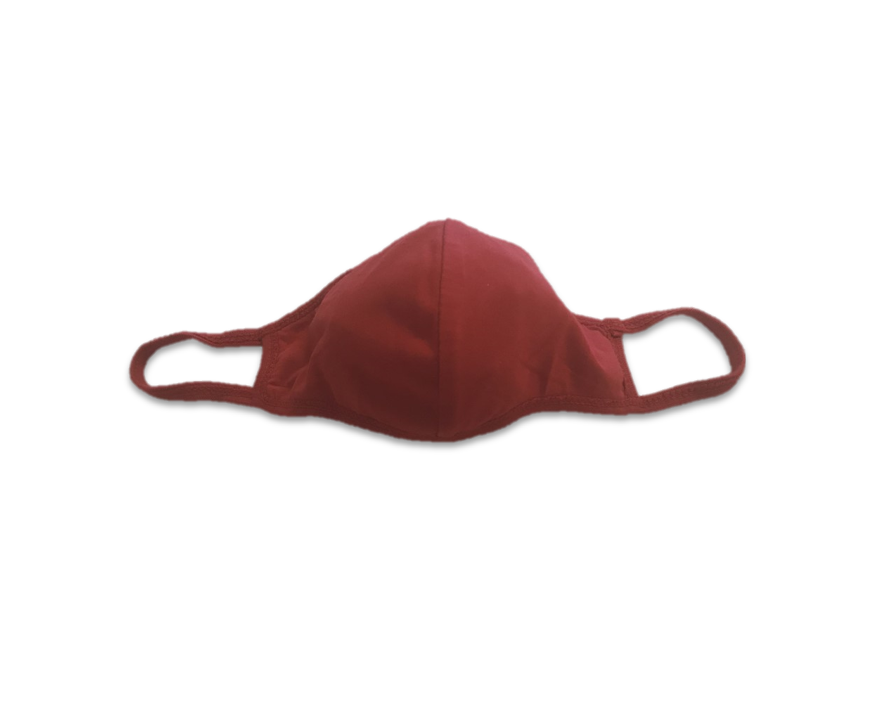 Image For RED FACE COVERING (WASHABLE)